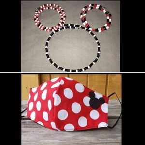 Going on a Disney trip?? Don't lose your mask!